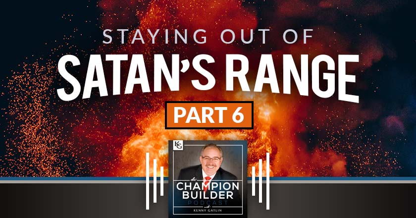 139: Staying Out of Satan