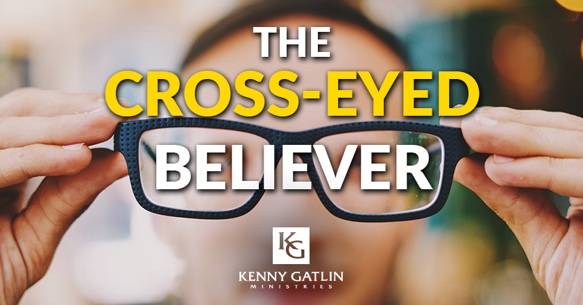 The Cross-Eyed Believer