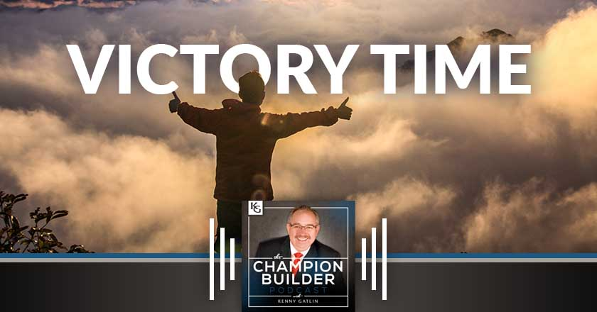 150: Victory Time [PODCAST]